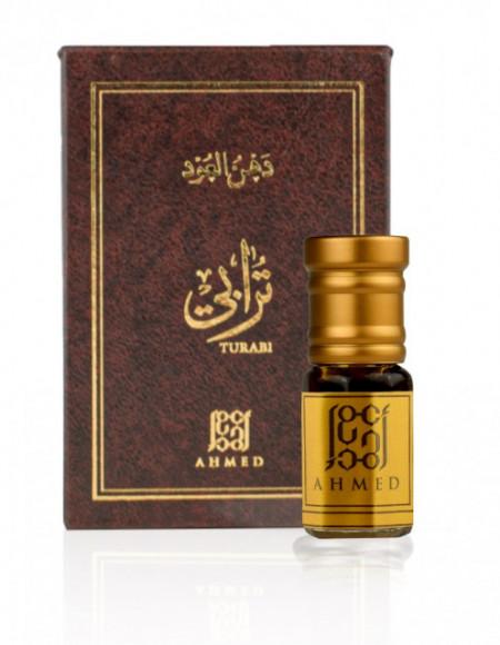 Ahmed Al Maghribi Dehn Al Oudh Turabi 3ml - Esenta de Parfum