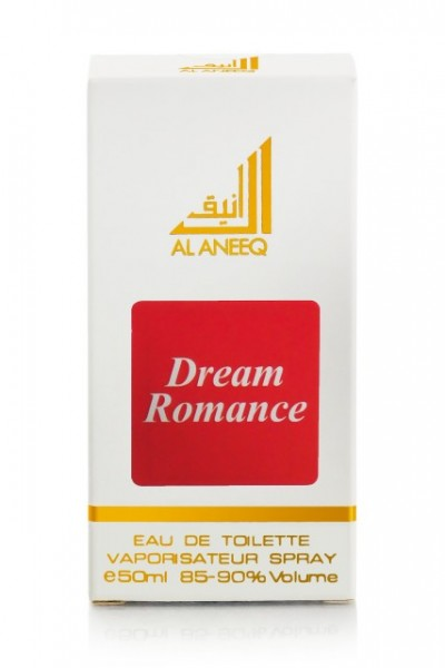 Al Aneeq Dream Romance 50ml - Apa de Toaleta