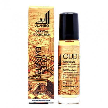 Al Aneeq Oud Emirates 10ml Esenta de Parfum