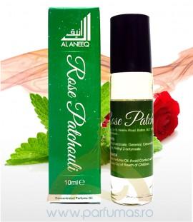Al Aneeq Rose Patchouli 10ml Esenta de Parfum