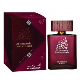 Poze Al Haramain Leather Oudh 100ml - Apa de Parfum