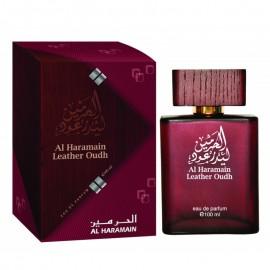 Al Haramain Leather Oudh 100ml - Apa de Parfum