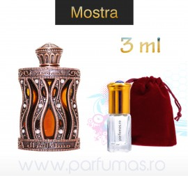 Al Haramain  Musk Al Ghazal 3ml - Esenta de parfum