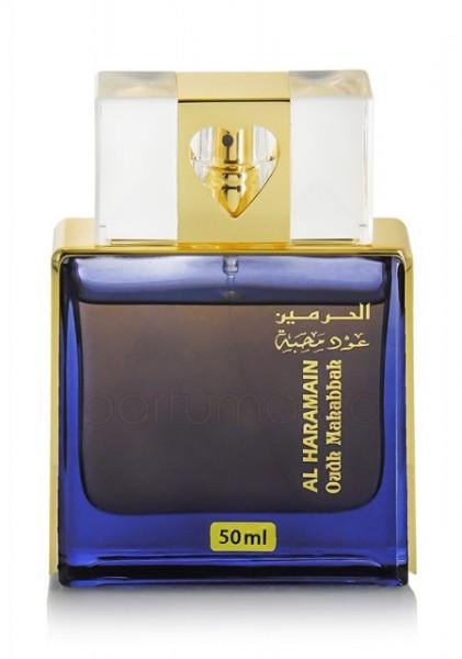 Al Haramain Oudh Mahabbah 50ml - Apa de Parfum