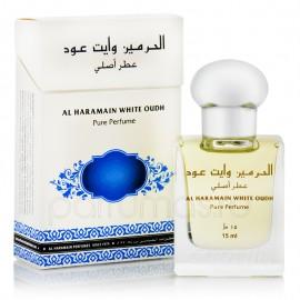 Al Haramain White Oudh 15ml - Esenta de parfum