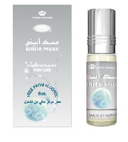 Al Rehab White Musk 6ml - Esenta de Parfum