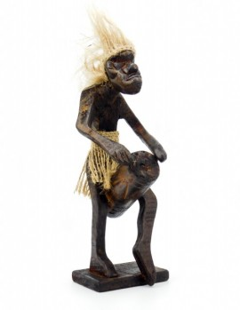 Figurina Lemn