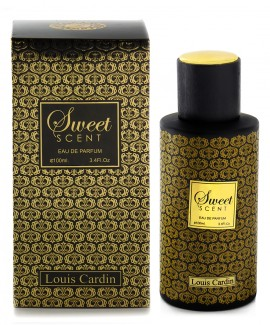 Poze Louis Cardin Sweet Scent For Women 100ml - Apa de Parfum