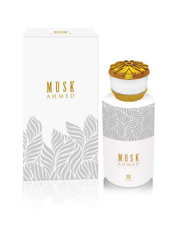 Ahmed Al Maghribi Musk Ahmed 50ml - Apa de Parfum