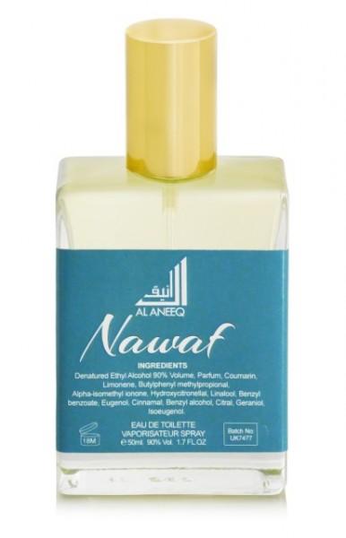 Al Aneeq Nawaf 50ml - Apa de Toaleta