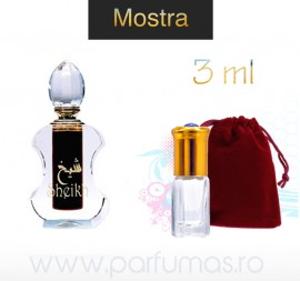 Al Haramain Sheikh 3ml - Esenta de Parfum