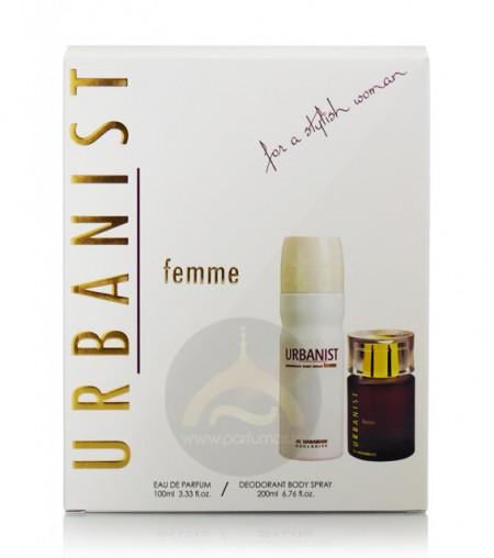Al Haramain Urbanist Femme COMBO SET