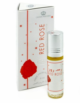 Al Rehab Red Rose 6ml - Esenta de Parfum
