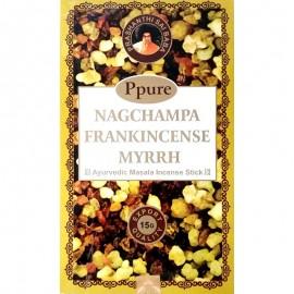Betisoare Parfumate Ppure Frankincense Myrrh