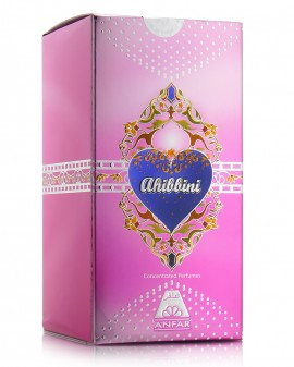 Oudh Al Anfar Ahibbini 10ml - Esenta de Parfum