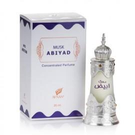 Afnan Musk Abiyad 20ml - Esenta de Parfum