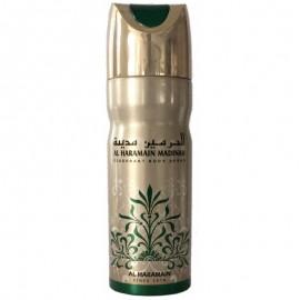 Deo Al Haramain Madinah 200ml - Deodorant Spray