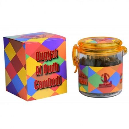 Duggat Al Oudh Cambodi 50g - Carbuni aromati