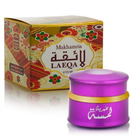 Mukhameria Laeqa 15g - Parfum Crema