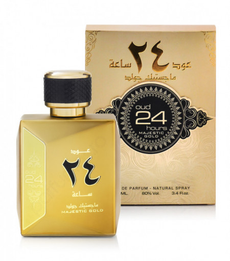 Oud 24 Hours Majestic Gold