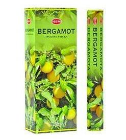 Betisoare Parfumate Bergamot