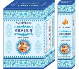 Betisoare Parfumate Ayurvedic Stress Relief