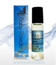 Al Aneeq Baby Powder 10ml Esenta de Parfum