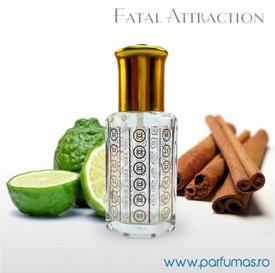 Al Aneeq Fatal Attraction 3ml - Esenta de Parfum