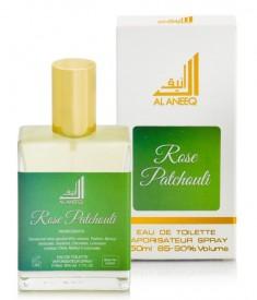 Al Aneeq Rose Patchouli 50ml - Apa de Toaleta