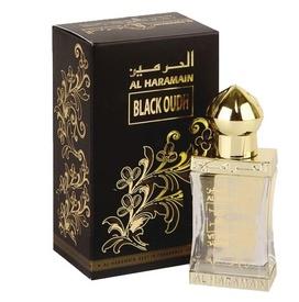 Al Haramain Black Oudh 12ml - Esenta de parfum