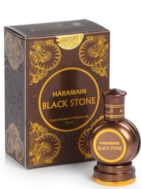 Al Haramain Black Stone 15ml - Esenta de Parfum