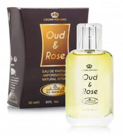 Al Rehab Oud & Rose 50ml - Apa de Parfum