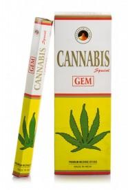 Betisoare Parfumate Cannabis GEM