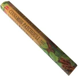 Betisoare Parfumate Cinnamon Patchouli