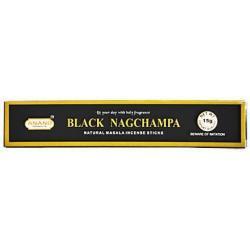 Betisoare Parfumate Ppure Black NagChampa