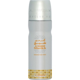 Deo Al Haramain Sheikh 200ml - Deodorant Spray