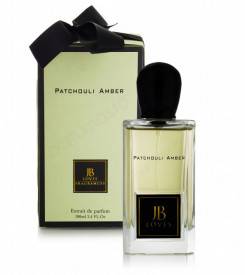 JB LOVES Patchouli Amber 100ml - Apa de Parfum