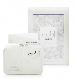 Lattafa Elite Just White 100ml - Apa de Parfum