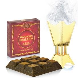 Nabeel Bakhoor Nasaem 40g - Carbuni aromati