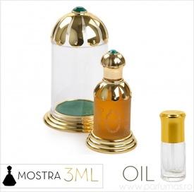 Rasasi Attar Mubakhar Green 3ml - Esenta de Parfum