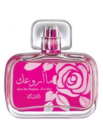Rasasi Maa Arwaak for Her 50ml - Apa de Parfum