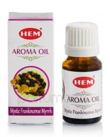 Ulei parfumat Hem - Mystic Frankincense Myrhh 10ml