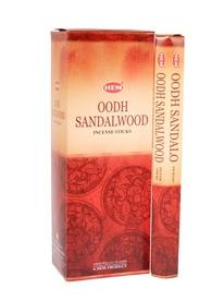 Betisoare Parfumate Oodh Sandalwood