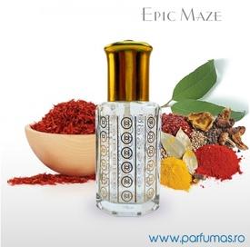 Al Aneeq Epic Maze 3ml - Esenta de Parfum