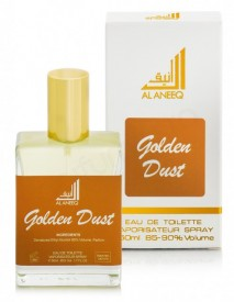 Al Aneeq Golden Dust 50ml - Apa de Toaleta