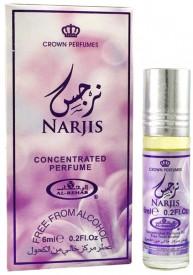 Al Rehab Narjis 6ml - Esenta de Parfum