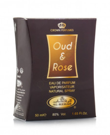 Al Rehab Oud & Rose