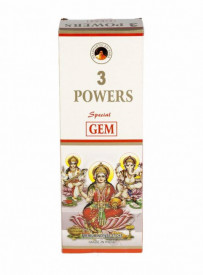Betisoare Parfumate 3 Powers Special GEM