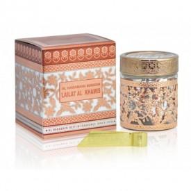 Bukhoor Lailat Al Khamis 100g - Carbuni aromati