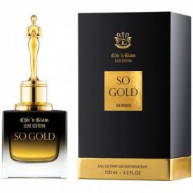Chic'n Glam So Gold for Women 100ml - Apa de Parfum